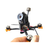 Raptor 3 Inch 116mm wielbasis FPV Racing Frame Kit compatibel DJI CADDX VISTA