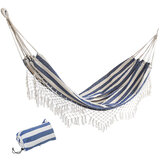 200x100CM Garden Swings Outdoor Camping Hammock Hanging Chair Sleeping Bed Load 150kg