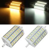 R7S 10W 42 SMD 5050 Kısılabilir Değil Parlak LED Ampul Sel Işığı Halojen Lamba Yedek AC 85-265V