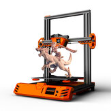 HOMERS / TEVO® Tarantula Pro Kit d'imprimante 3D avec taille d'impression 235x235x250mm MKS Carte mère GenL Support de buse volcan 0.4mm Filament 1.75mm