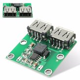 Dual USB Output 6-24V To 5.2V 3A DC DC Step Down Power Charger Module Converter