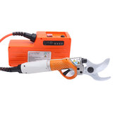 SUCA SC-3603 110-240V 45mm Electric Scissors Branches Pruning Shears Rechargeable Garden Cutter Tool