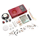 5Pcs Seven AM Radio Electronic DIY Kit Electronic Learning Set