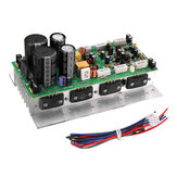 SanKen-tube 1494/3858 High Power HIFI Placa amplificadora de áudio Dual Channel 450W + 450W Amp estéreo Mono 800W Placa amplificadora para som DIY