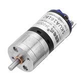 CHIHAICHR-GM25-BK37012V2000rpm1:10比率DCモーター高速強力磁気減速モーター
