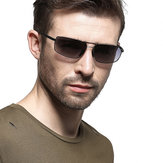 Mens Summer Outdoor UV400 Niet-gepolariseerde frameloze Sunglasse