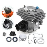 50mm Cylinder Piston Gaskets Kit Mower Cylinder for Home Garden Saw Grass Accessories Tools