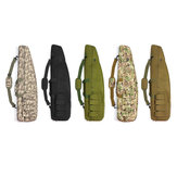 120x30x5cm Outdoor Tactical Bag CS Airsoft Protection Case Tactical Package Heavy Duty Hunting Accessories