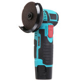 2000W Mini Electric Angle Grinder Portable Wood Metal Polishing Cutting Grinding Tool