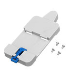 3Pcs SONOFF® DR DIN Rail Tray Adjustable Mounted Rail Case Holder Solution Module