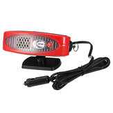 12V 150W Portable Heater Heating Cooling Fan with Swing-out Handle Defroster