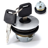Gas Tank Cap Lock with Keys For Scooter GY6 4-Stroke 139QMB TAOTAO KAZUMA ZNEN
