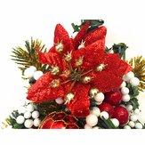 Mini Christmas Xmas Tree Schreibtisch Tischdekoration Ornament - 7