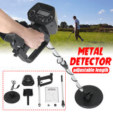 Metal Detector Treasure Hunter LCD Display Gold Finder For Underground Detecting