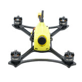 FullSpeed Toothpick PRO 120mm 2.5mm Bottom Plate F4 FPV Racing Drone PNP BNF w/ Caddx Micro F2