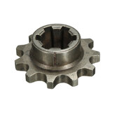T8F 8mm 11/14/17 Dente Dianteiro Pinhão Roda Dentada Corrente Cog Mini Moto Dirt Bike