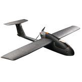 Skywalker Mini Plus YF-1812 Apertura alare 1100mm Nero EPP FPV Kit aeroplano modello RC con carrello di atterraggio