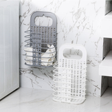 Home Bathroom Toilet Laundry Basket Foldable Laundry Basket Toy Storage Baskets