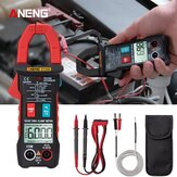 ANENG ST206 Digital Multimetri Clamp Meter 6000 Counts True RMS Amp DC / AC Current Clamp Tester Metri Voltmetro