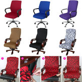 S / M / L Office Computer Chair Cover Zijrits Design Arm Stoelhoes Recouvre Chaise Stretch Roterende Lift Stoelhoes