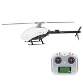 FLY WING FW450 V2 6CH FBL 3D Flying GPS Altitude Hold One-key Return RC Helicopter RTF With H1 Flight Control System