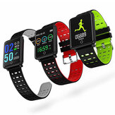 XANES F3 1.44'' Color Touch Screen IP67 Waterproof Smart Watch Heart Rate Monitor Fitness Bracelet