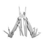 XANES® 13-in-1 EDC Multi Tool Pocket Pliers Knife Stainless Steel Wire Cutter Utility Tools For Outdoor Survival Camping