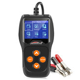 KONNWEI KW600 Professionele Auto Digitale Batterij Tester 100-2000CCA 12 V Auto Batterij Load Analyzer Starten Diagnostic Tool