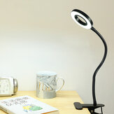 Led Lamp Laptop Desk Reading Light USB Power with Clip Flexible hose Table Desk Power by Laptop Power Bank Socket