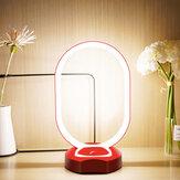 6W LED Heng Balance Lamba Kademesiz Karartma Manyetik Anahtarı USB LED Gece Lambası Yatak Odası Dekoru