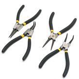 4Pcs Snap Ring Pliers Plier Set 7inch Circlip Combination Retaining Clip Tools