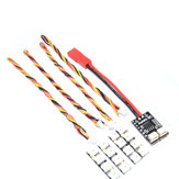 AuroraRC 4ビットWS2812B RGB5050 LEDボード5Vコントロールボード付き2-6S F3用F4 FPV Racing RC Drone
