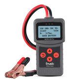 Enusic ™ Micro-200 Pro Motocicleta para carro de 12V Bateria Testador SAE CCA JIS Digital Bateria Analisador Micro-200Pro