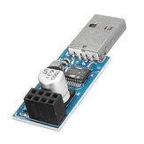 USBへのESP8266 WIFIモジュールアダプタボードモバイルコンピュータ無線通信MCU