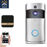 Wifi Smart Video Türklingel Gegensprechanlage PIR Erkennungskamera Nachtsicht-Cloud-Speicher