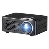 600 Lúmenes 1080P HD LED Portátil Proyector 320 x 240 Resolución Multimedia Home Cinema Video Theatre