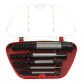 5st beschadigde moer Schroef Extractor Set Bit Bolt Stud Remover Tool Kit 3MM-18MM