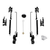 Kit di riparazione tetto apribile per Ford F150s F250 F350 Expedition 2000-2017 Lincolln Mark LT Strumenti Kit