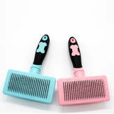 Pet Comb Dog Hair Comb Cat Grooming Large Dog Golden Teddy Comb Brush Cleaning Tool