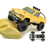 RGT RC Car 1/24 136240 4WD 4x4 Lipo mini Monster Off Road Truck RTR Rock Crawler z oświetleniem