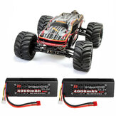 JLB 2.4G Racing CHEETAH 1/10 Brushless RC Car Truck 80A Trucks 11101 RTR With Two Batteries
