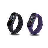 Black+Purple Watch Screen Protector Watch Film for Xiaomi Miband 4