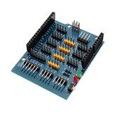 מודול בסיס הרחבת לוח מגן חיישן חיישן OPEN-SMART לארדואינו - מוצרים העובדים עם לוחות Arduino הרשמיים