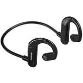 Fones de ouvido sem fio Lenovo X3 bluetooth V5.0 Dynamic HIFI Smart Redução de ruído de baixa latência Fones de ouvido com gancho IPX5 à prova d'água Fones de ouvido com microfone