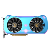 Yeston RX5600XT-6GD6 Bonito Pet MA 6G / GDDR5 / 192Bit 7nm Gaming Computador de mesa PC Placas de Vídeo Gráfica Suporte DP * 3 / HDMI