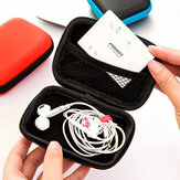 Headphone Cable Cell Phone Charger Data Cable Box Headset Storage Bag Organizer