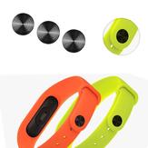 Mi-jods zwarte bandgesp voor Xiaomi Miband 2 slimme polsband Polsband niet origineel