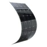 Elfeland® SP-36 120W 12V 1180*540mm Monocrystalline Semi Flexible Solar Panel With 1.5m Cable & Rear Junction Box