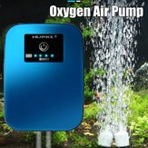 AC/DC Mute Portable Waterproof Fish Tank Oxygen Air Pump USB   Aquarium Air Compressor for Fish