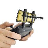 STARTRC Denetleyici Sinyali Booster Kit 5.8G Yagi Anten, DJI Mavic Mini / Mavic 2/Mavic RRO için Aynalı Çift Menzilli Genişletici
